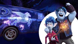 Onward VR Painting   Pixar