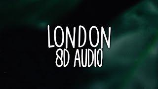 Young Thug   The London (8D AUDIO)🎧 Ft. J. Cole & Travis Scott