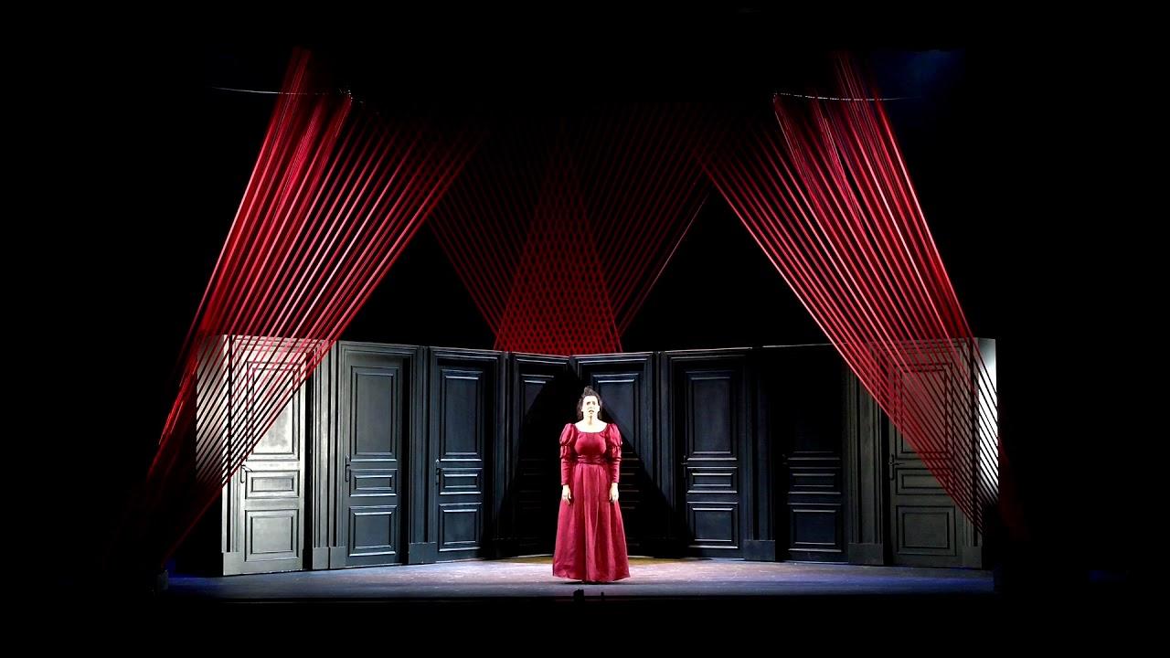Laia Marull torna a Alcoi amb el clàssic de Lorca 'Mariana Pineda'
