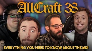 ALLCRAFT #38 - Everything you need to know about the MDI ft. Asmongold, JdotB, Hotted & Rich