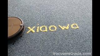 XiaoWa E35 robot vacuum review