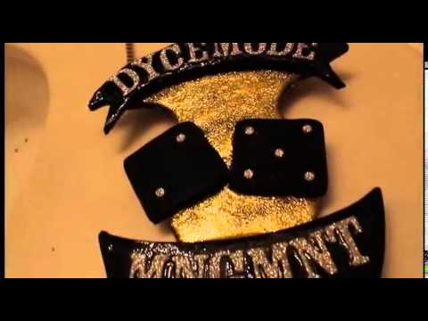 DYCEMODE management Candy Apple Chain