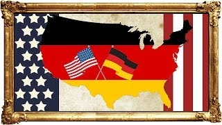 America Is German, Facts On America's Crazy Heritage.