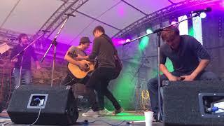 OKno - Prasata v žitě (z koncertu na Kefasfestu 23. 6. 2018)