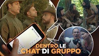 The Jackal - Dentro LE CHAT DI GRUPPO