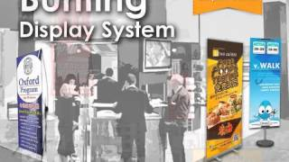 preview picture of video 'Malaysia, Pahang, Kuantan - Banner, Bunting, Backdrop, Poster - Design, Printing, Delivery Service'