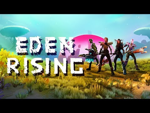 Eden Rising: Supremacy - Launch Trailer thumbnail