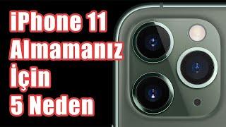Yurtdışında Ucuz Ülkemizde Pahalı Olan iPhone 11 Almamanız İçin 5 Neden