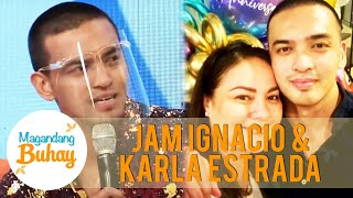 Jam declares that Karla will be his forever | Magandang Buhay