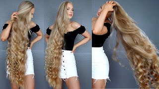Heatless Curls Tutorial