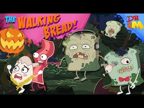 THE WALKING BREAD ZOMBIES! (Derpy Bacon & mEGGz Episode 7)