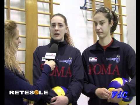 Preview video Vite da campioni Volleyro Casal de Pazzi pallavolo femminile