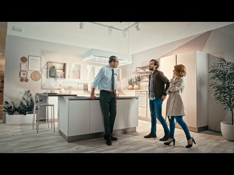 Nuovo Spot CREO Kitchens 2018