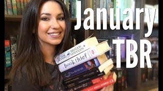 JANUARY TBR | WITCHER READALONG