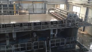 Поездка в Китай на завод по производству бумаги