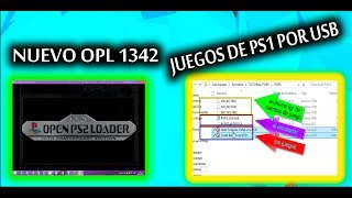 Play PS1 Games From Fat PS2 Internal Hard Drive Using