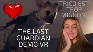 THE LAST GUARDIAN VR, L'INCROYABLE DÉMO | TEST PLAYSTATION VR