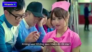 Hài Trung Quốc - (Vitamin K Tập 2) - Nữ Y Tá Sexy Nhiệt Tình Thế Này