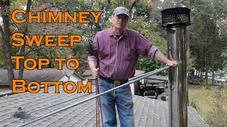 Chimney Sweep Top to Bottom