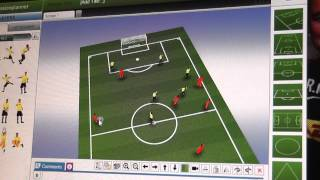 preview picture of video 'Kids football Lessons In Hatfield | 7v7 Match Scenarios'