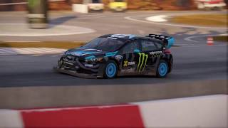 Project CARS 2   Trying out rally cross!