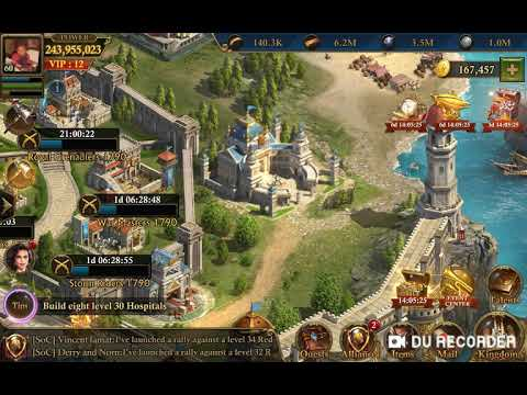 Download Guns Of Glory Best Troop Formation Video 3GP Mp4 FLV HD Mp3