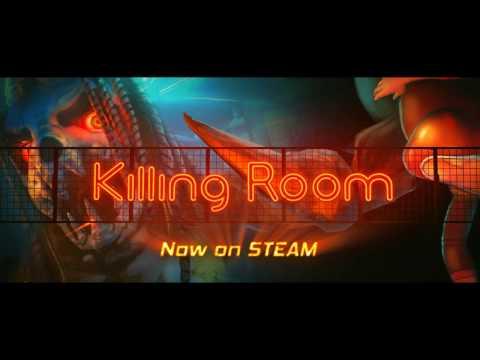 Killing Room launch trailer thumbnail