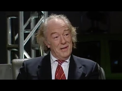 Famous! Michael Gambon gets a Test Track Corner named after him! – BBC