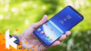 Perfektion von Samsung? Galaxy S8 & S8+ Review!