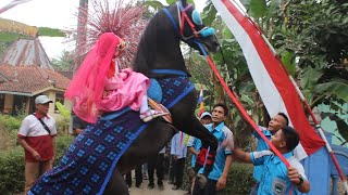 Karnaval Kuda Desa Dlangu || Arak Arakan Kuda 27 Juli 2018