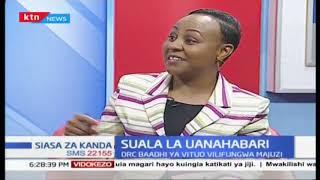 Suala la uanahabari Afrika (Sehemu ya Nne) Siasa za Kanda