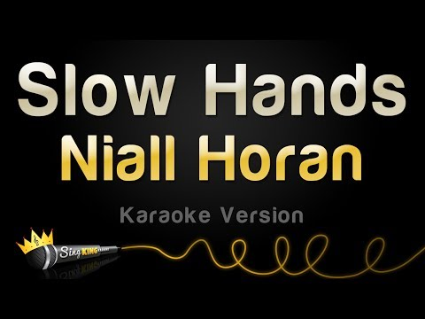 Niall Horan - Slow Hands (Karaoke Version)