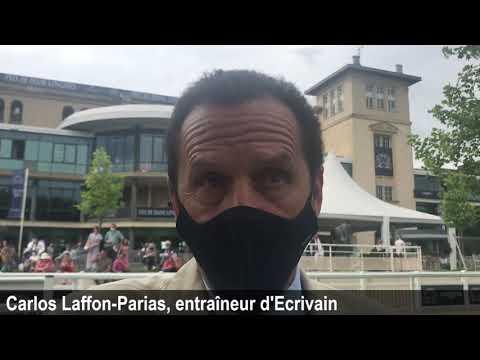 Carlos Laffon-Parias a été séduit par Ecrivain