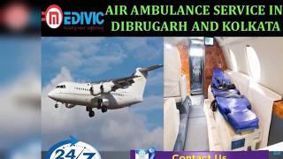 Get Incredible ICU Support by Medivic Air Ambulance Service in Dibrugarh