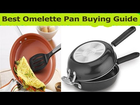 Top 5 Best omelette pan Reviews 2018- Best Omelette Maker You Can Buy from Market
