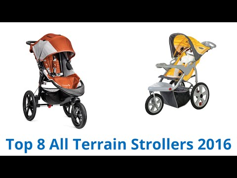 8 Best All Terrain Strollers 2016