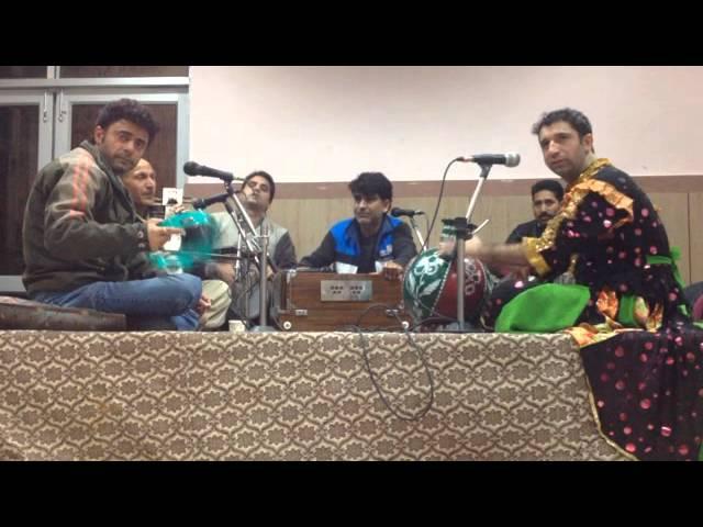 Kashmiri Folk Song - Katyu Chukh Nund Bane Valo Mashok Myane