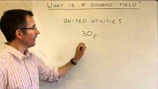 What is a dividend yield? - MoneyWeek Investment Tutorials