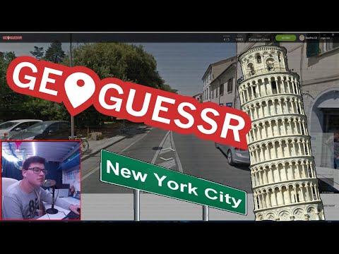 GeoGuessr CZ -  ZTRACENI V NEWYORKU A PISE! w/David, Mike