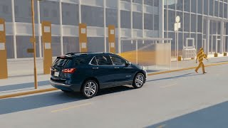 [오피셜] Chevy Equinox - Chevy Safety Assist: Front Pedestrian Braking