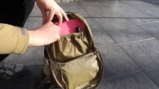 "Tasmanian Tiger ""Roll Up Bag"" | Status Update | Rucksack | Daybag | Tasche"