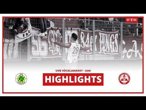 Regionalliga Mitte - 25. Runde: UVB Vöcklamarkt - GAK