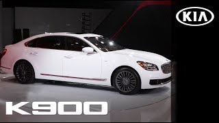 YouTube Video 3WDiz9YNr5Q for Product Kia K9 / K900 Sedan (2nd gen) by Company Kia Motors in Industry Cars