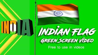 Indian Flag Green Screen effect videos, Independence Day Status, 15 August Status, Indian Flag video