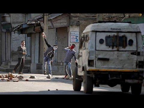 Ένταση και πάλι στην περιοχή του Κασμίρ