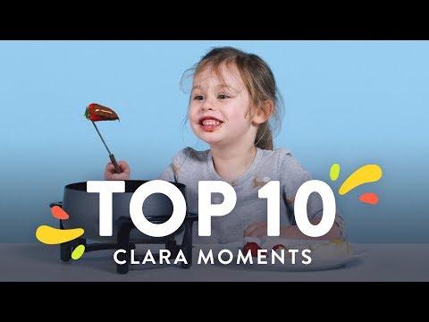 Top 10 Clara Moments