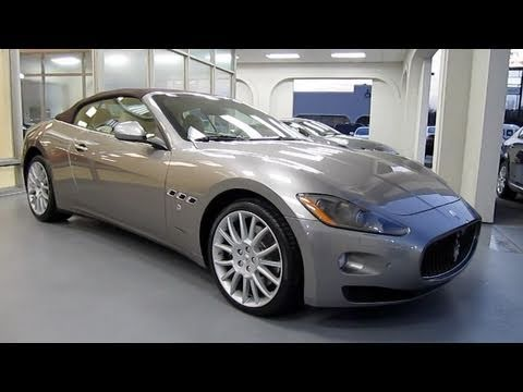 2011 Maserati Gran Turismo C In-Depth Review