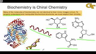 07.01 Why is Chirality Important?