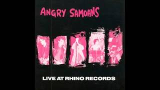 Angry Samoans - Live at Rhino Records (1990, Full Album)