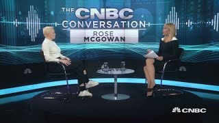 CNBC | Rose McGowan thinks she may have to go to Harvey Weinstein's trial